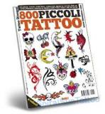 Tattoo flash -800 piccoli tattoo