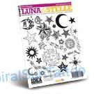 Tattoo flash n.2 - Luna & Stelle