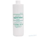 Tintured of Green Soap