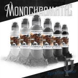 WF Poch Monochromatic 6 Bottle Set