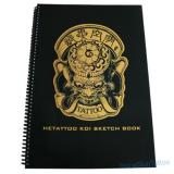 Hetattoo kol sketch book