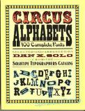 100 Circus Alphabets Complete Fonts