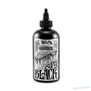 Nocturnal Ink-Super Black 60ml