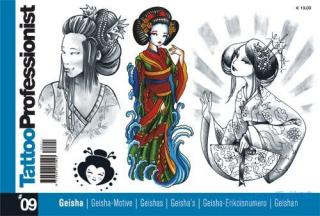 Tattoo Professionist 09 Geisha