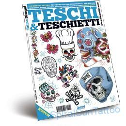 Tattoo flash Teschi e teschietti