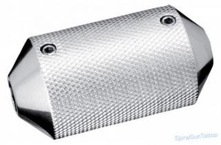 Body Shock Angled Knurled grip