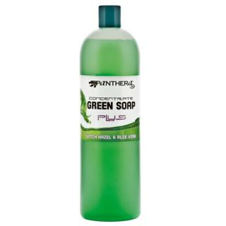 Panthera Green Soap