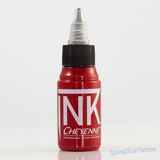 Cheyenne ink  Blood Red