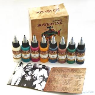 INTENZE-BOWERY INK SET