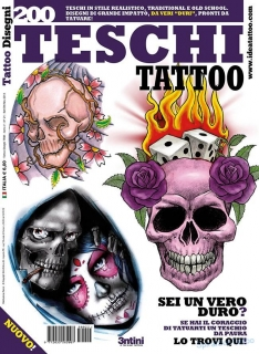 Tattoo flash-Teschi Tattoo