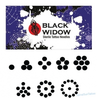 Black Widow round liner