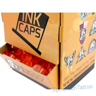 Inked Army ink caps S