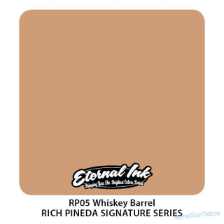 Rich Pineda Whiskey Barrel
