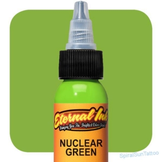 eternal ink Nuclear Green