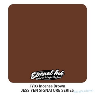 JESS YEN Incense Brown