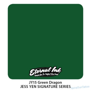 JESS YEN Green Dragon