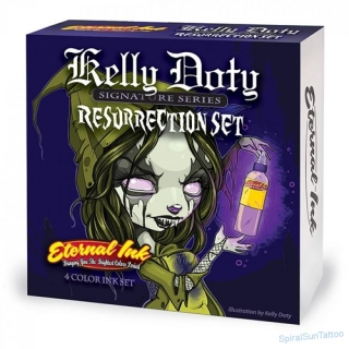 Kelly Doty Resurrection set