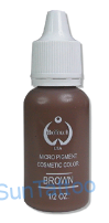 MicroPigment BROWN